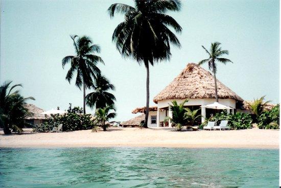 Jaguar Reef Lodge & Spa: Our cabana