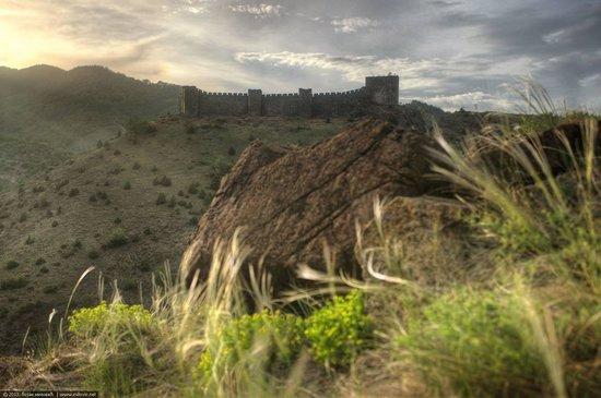 Maglic Fortress