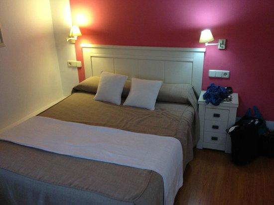 Hostal Tabanqueta Cuenca: Amazing bed