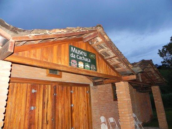 Pousada do Verde: Museu da Cachaça