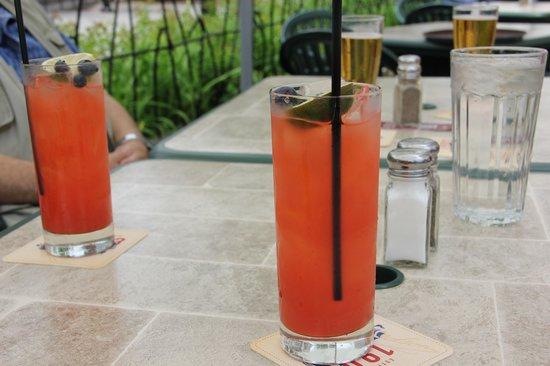 Casey's Bar & Grill: les cocktails sans alcool