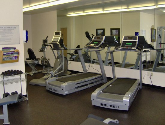 Fairfield Inn Fort Leonard Wood St. Robert : Exercise Room: Need to stay fit? Enjoy our exercise facility!!