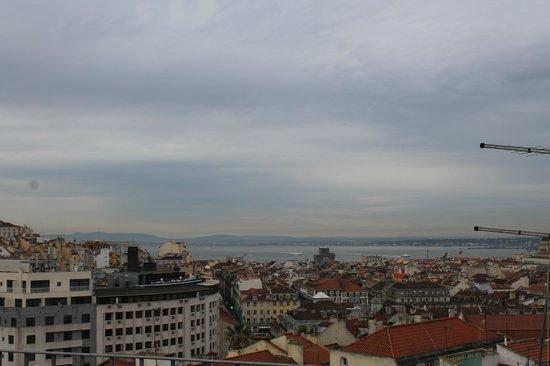 Lisbon Rooftops Guest House : Vista
