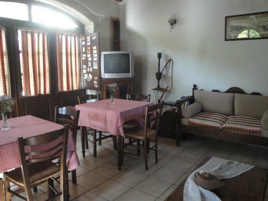 ONTAS Traditional Hotel: Ingesso/salotto