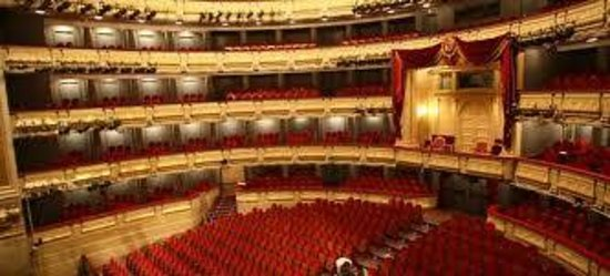Teatro Real: Inside the Teatro