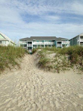 Carolina Beach Nc Our Condo Reefs Iv
