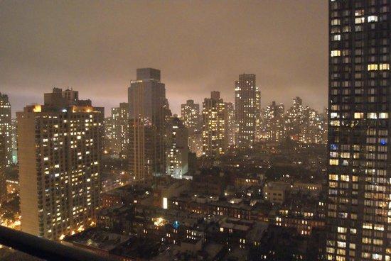 The Marmara Manhattan: panorama