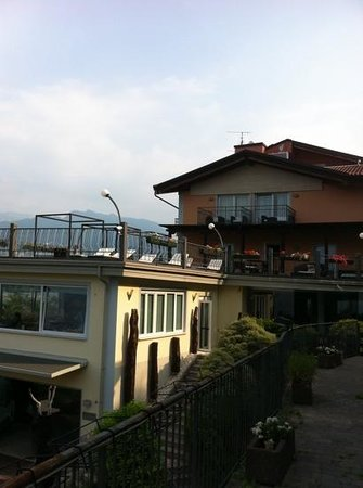 Hotel Isola Verde: vista hotel