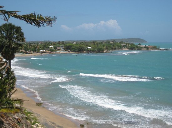 Treasure Beach Hotel: Da veiw from da room