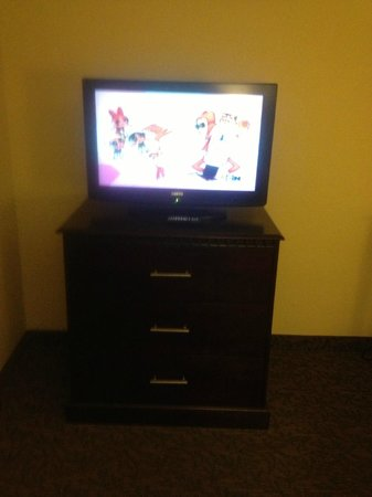 La Quinta Inn & Suites Richmond - Kings Dominion: Tv