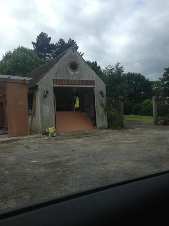 Ruxley Rooms: The Garage