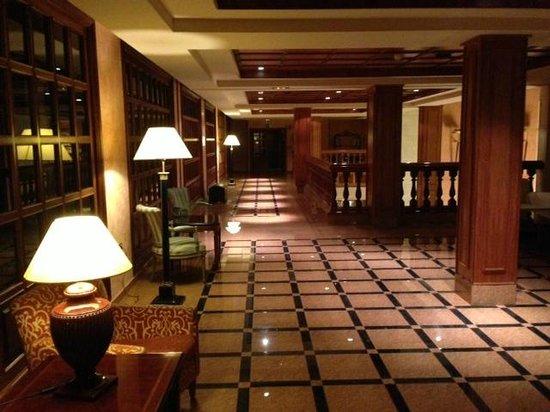 Hotel Elba Palace Golf : les salons