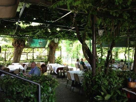 Ristorante trattoria al laghett in milano con cucina - Trattoria con giardino milano ...
