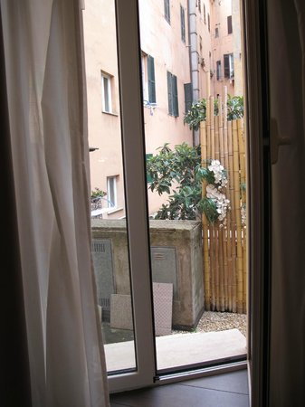 Infinity Hotel St. Peter : Area outside room