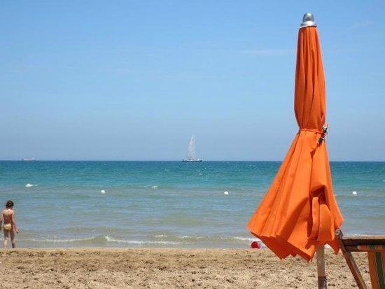 Residence Club Santa Maria: Strand