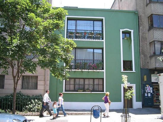 Santa Lucia Green House: Fachada