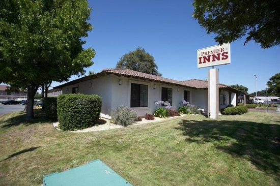 Premier Inns : Front