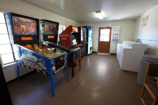 Premier Inns: Vending Room