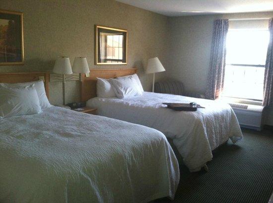 Hampton Inn & Suites Petoskey: Nice rooms