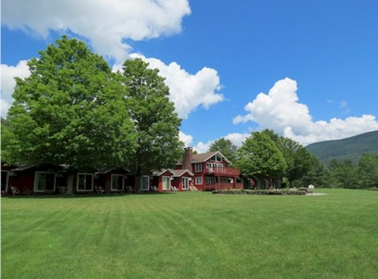 North Shire Lodge & Mountain View Pub: North Shire Lodge in Manchester, Vermont