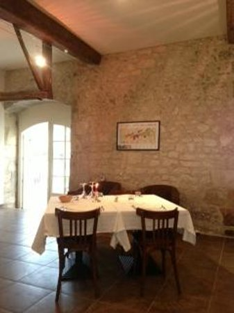 Loire Valley Retreat : One small view of the dining room