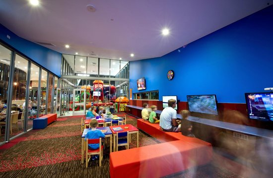 Cazalys Cairns: State of the art kids room