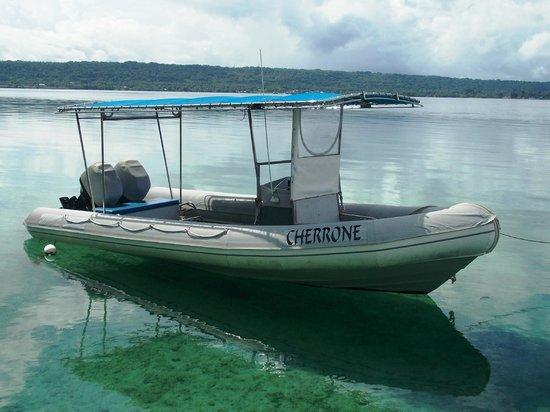 Santo Island Dive and Fishing: The Big Boat