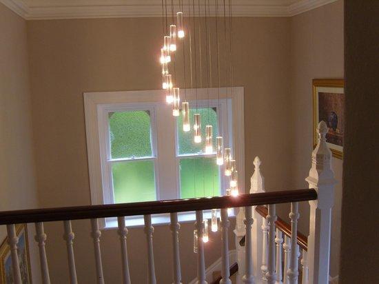 The Elmfield : Lights outside bedroom