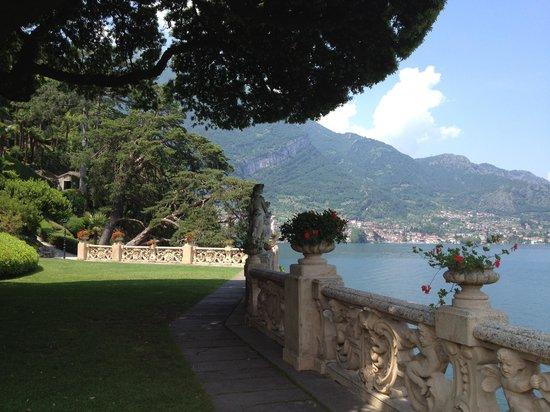 Villa del Balbianello: Giardino