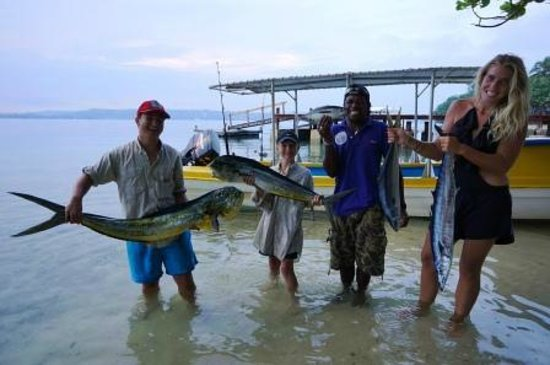 Santo Island Dive and Fishing: Fishing Tour