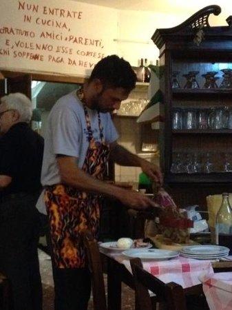 Taverna Sacchetti: Add a caption