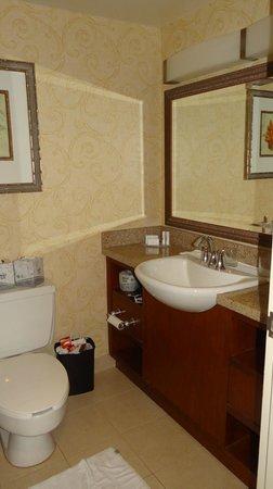 Courtyard Miami Coral Gables: Banheiro