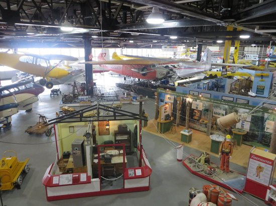 Canadian Bushplane Heritage Centre: Overview of the museum
