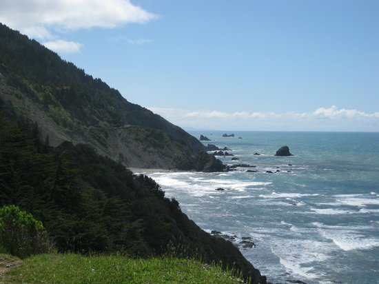 California Coastal Trail: A gorgeous ocean view - Coastal Trail