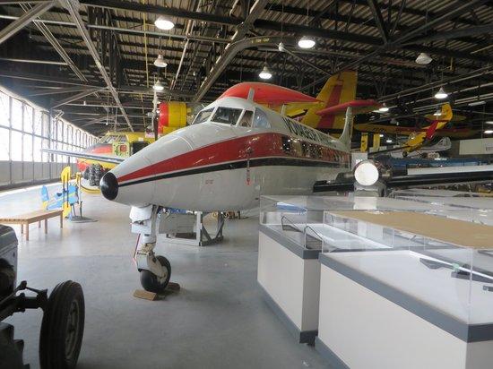 Canadian Bushplane Heritage Centre: Saunders ST-27