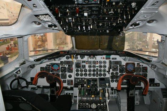 KidZania Lisboa: Cockpit Avião KidZania