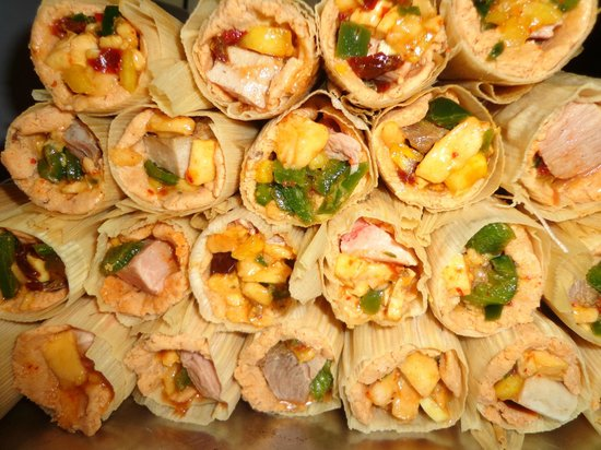 Yo Chubby Gringo: cuban inspired pork tamales