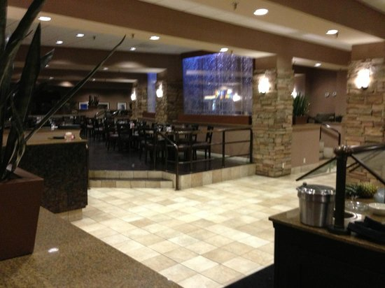 Holiday Inn Austin-Town Lake: Dining area