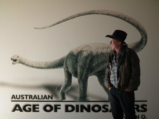 Australian Age of Dinosaurs: David Elliot