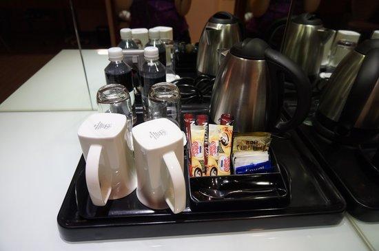 Premiera Hotel Kuala Lumpur: Free coffee