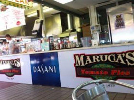 Maruca's Pizza: Maruca's