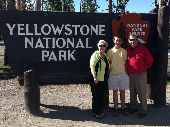 Ana's Grand Excursions: Yellowstone