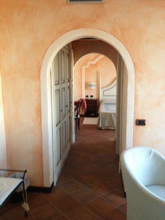 La Vecchia Fonte Hotel : Beautiful room!