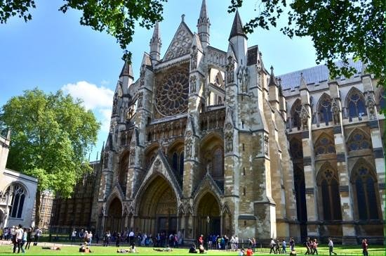 London Magical Tours: Westminster abbey.
