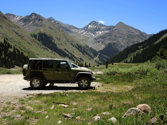 Switzerland Of America Jeep Rental Picture Of