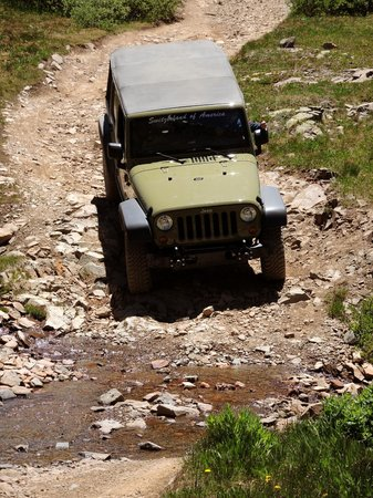 Switzerland of America Tours: Switzerland of America Jeep Rental