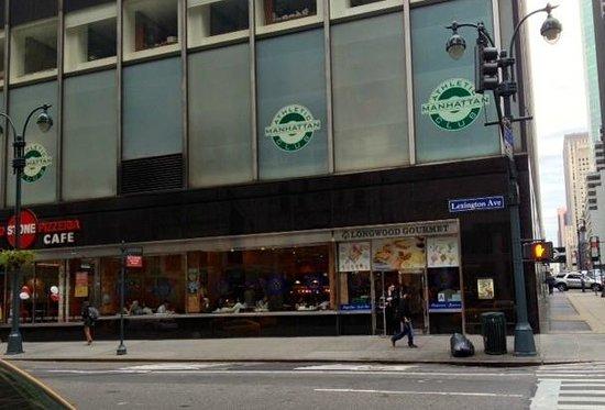 Longwood Gourmet: On Lexington Avenue