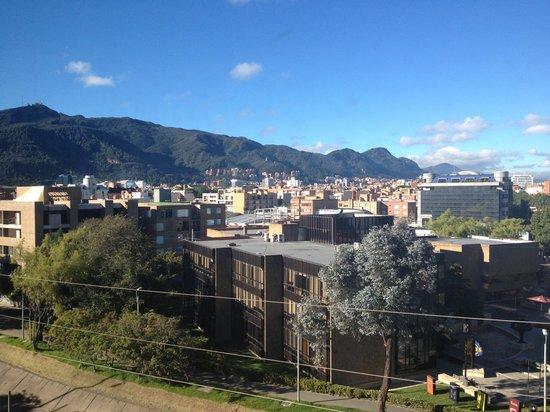 Morrison 114 Hotel: Vista desde el cuarto