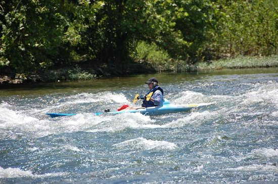 Shenandoah River Outfitters, Inc.: A first timer does good