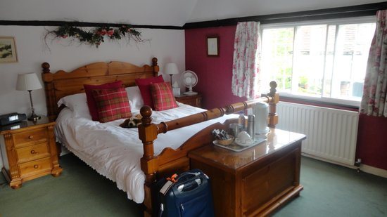 Chimneys Guest House: Double Room